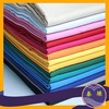 "Fine quality T/C 65/35 133X72 63"" textile fabric dyed microfiber cleaning cloth"