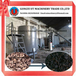 continuous gasification bamboo waste replace fuel activated carbon making machines