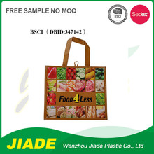 BSCI Factory Casual friendly fashionable pp non woven bag/gift package bag/Market tote bag