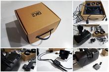 Oculus Rift DK2 Virtual Lens