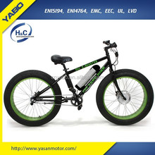 super cheap double battery 48V motor electric fat bike with big discount