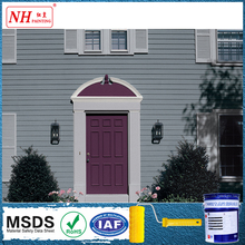 NH Hot Selling Special Intermediate paint for Metallic Paint