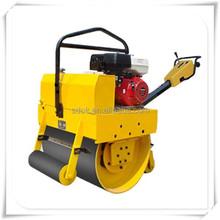 OKR-600C small water cooled diesel engine Single Drum Self Walking Road Roller