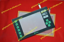 ITO Glass + ITO Film resistive JC5 touch screen panel