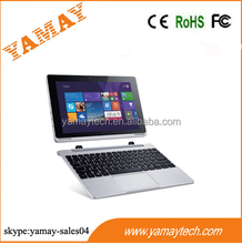 window tablet 10.1 smart tablet pc 8gb10.1inch IPS 1280*800 intel Z3735F quad core win8.1 os tablet pc 2 in 1 pc