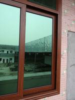 Aluminum window parts