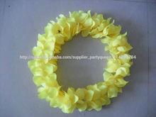 de la mano ramillete de flores ramillete muñequera ramilletes de flores amarillo del pelo