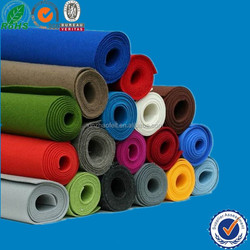 3-10mm thickness and 100% wool Material felt