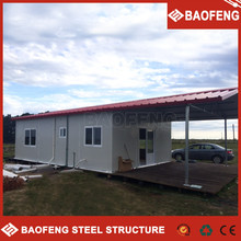 exquisite portable portable modular bamboo prefabricated house