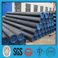 farming irrigation black seamless steel pipe/pipe stubes green house