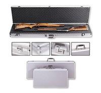 professional factory supply wholesale aluminum gun storage display case
