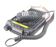 Scramble uhf mobile radio with 2 tone 5 tone radio in car