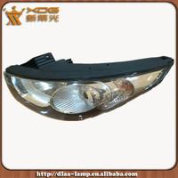 Factory price TUCSON/IX35 Halogem lamp, Auto Car headlight, front HeadLamp OEM: R 92102-2Y020 L 92101-2Y000