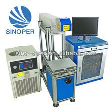 High accuracy / marking quality/ High speed yag laser machine