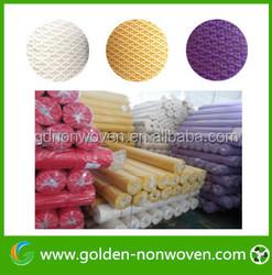 Non woven Fabric colorful dot design