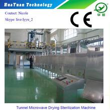White Kidney Bean Tunnel Microwave Dehydrator