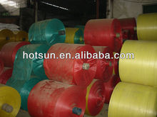 recycle color fabric roll for patato