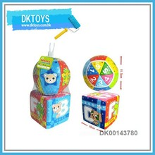 Educational Intellectual Playing Toy Baby Sports Rolling Ball Toy