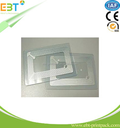 Small rfid protection fabri , rfid seal