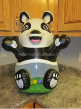 inflatable panda,blow-up panda,party favor toys