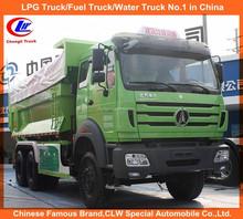 Beiben 6x4 tipper truck, dump truck