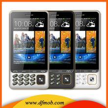 "3.5"" Touch Screen Quad-band Dual Sim Card Spreadtrum Camera PDA FM Cellphone Q200"