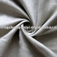 150D polyester micro suede fabric warp suede for sofa