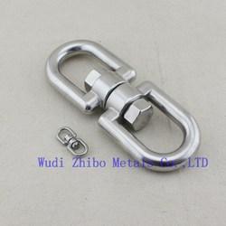 Stainless Steel Rigging Hardware, Marine Hardsware - Double Eye Swivel