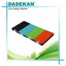 Auto power pack ultrathin portable vehicle multi-function car jump starter battery booster