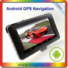 "Parking Assist Gps Navigation Built-In Multimedia Interface For Audi A4/A5 7"" Android Car Multimedia System Mercedes T-703-A"
