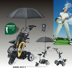 Most Efficient Remote Control Electric Golf Trolley HMR-2011 With LCD Digital Display