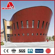 wooden finish aluminium composite panel(ACP)