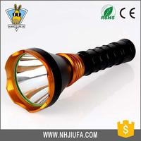 China supplier Camping 200 lumen led 18650 battery flashlight