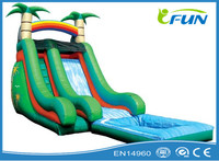durable giant adult inflatable slide from Running Fun/inflatable slide/ adults inflatable slide