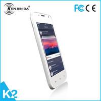 Stylish design 2G/3G Dual sim card dual standby 4Gb+2Gb 1300mAh black,white,unbranded mobile phone