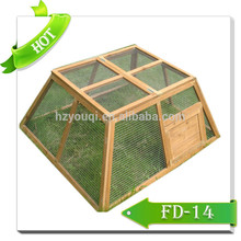 china wooden chicken coop custom rabbit hutch wholesales