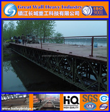 Fast Delivery Bailey Bridge, Fast-lane Steel Bridge, cost effective small steel bridge