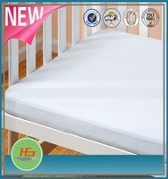 Kids Bed Design Waterproof Terry Fabric Fitted Bed Sheets