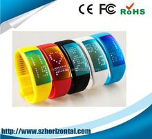 Show time 3D design silicone usb flash drive smart bracelet USB 2.0