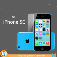Tempered Glass Film Screen Protector for iPhone 5/5C/5S