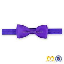 Purple Baby Girls Hair Accessories Elastic Hair Headbands, Headband For Girls Kids