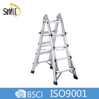 Aluminium little giant ladder with EN131 low price