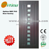 jiangshan PVC interior design door factory