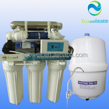 residential 7 stages minenal alkaline RO water filter with UV