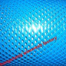 2013 latest model Blue plastic tube netting 16-year factory