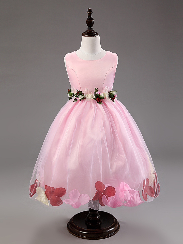 Bestdress.us Girls Baby Princess Party Flower Party Evening Wedding ...