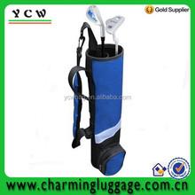 golf gun bag/mini golf bag for kids