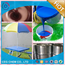 NEW ! Pigment paste used to produce ABS plastic table lamp of paint bucket shape