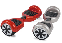 "Dual Wheel Self Balancing Electric Rideable ""Galactic Wheels 400"" - 4000mAh Battery, 2x200W, 10KM/h, 110KG Max Load"