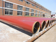 FBE welded coating Spiral steel pipe/SSAW